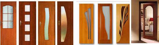 двери между комнатами