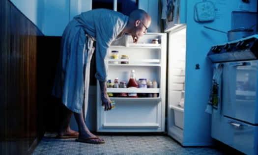Употребление пищи ночью